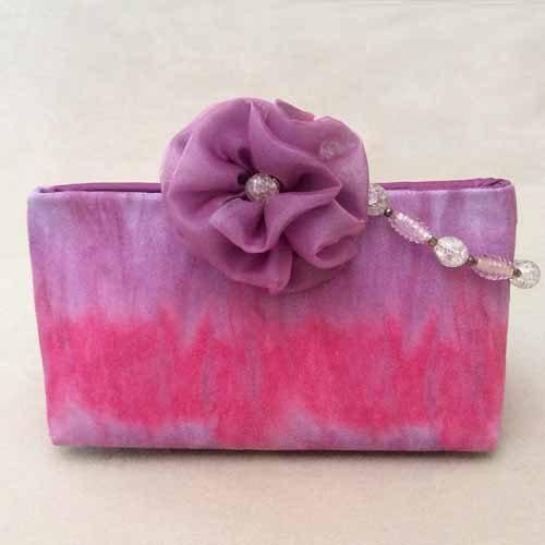 Pink Ultra Flower Bracelet